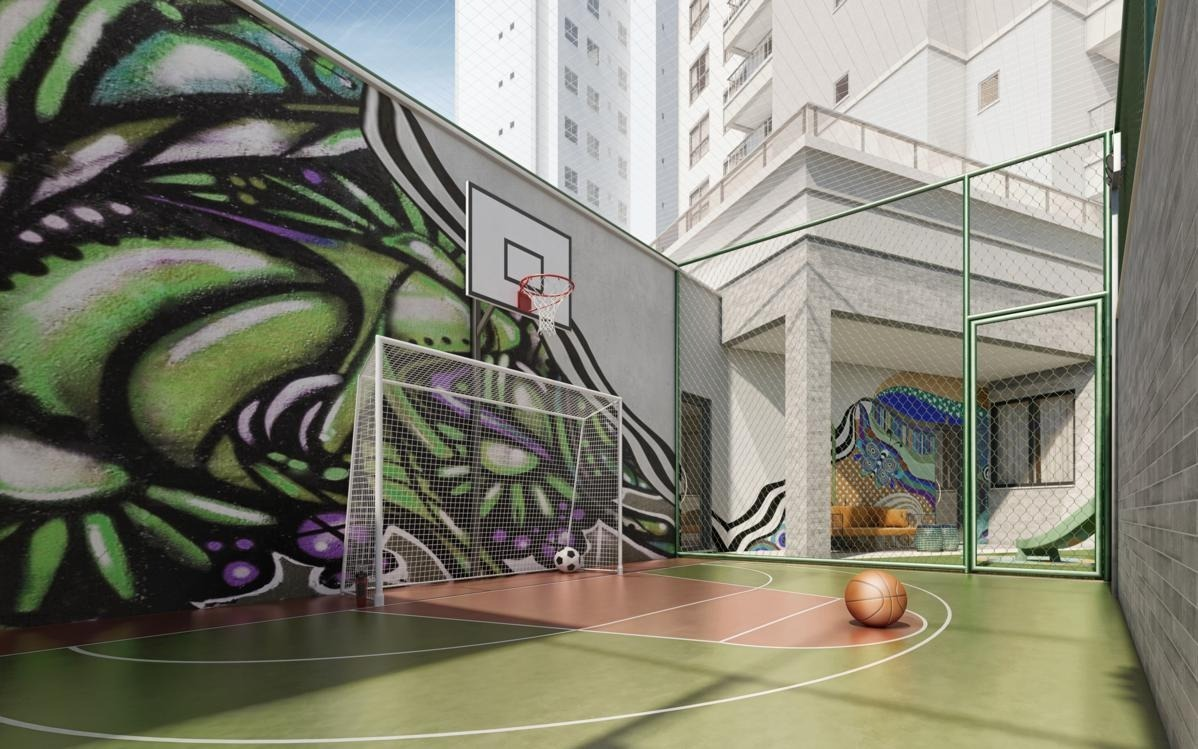 Apartamento Garden no Moradas Ilhas Marianas em Balneário Camboriú