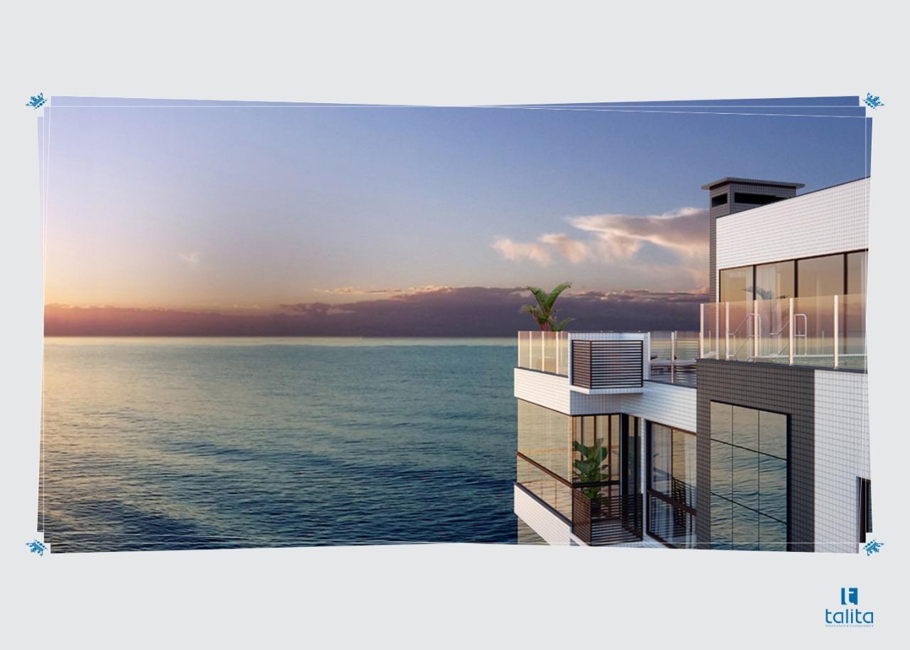 Apartamento Frente Mar no Brava Prime na Praia Brava