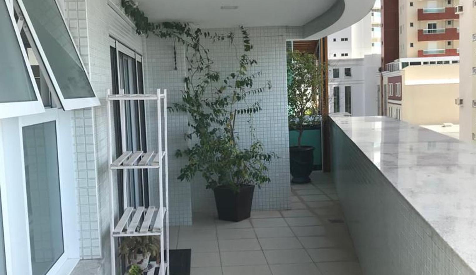 Apartamento Garden Decorado no Majestic em Balneário Camboriú