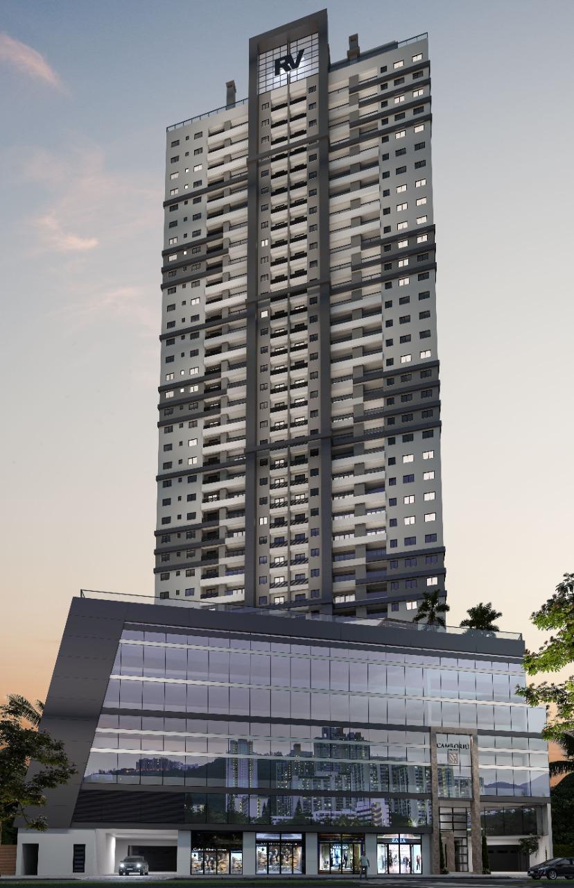 Apartamento com Três Dormitórios no Camboriú Boulevard em Camboriú
