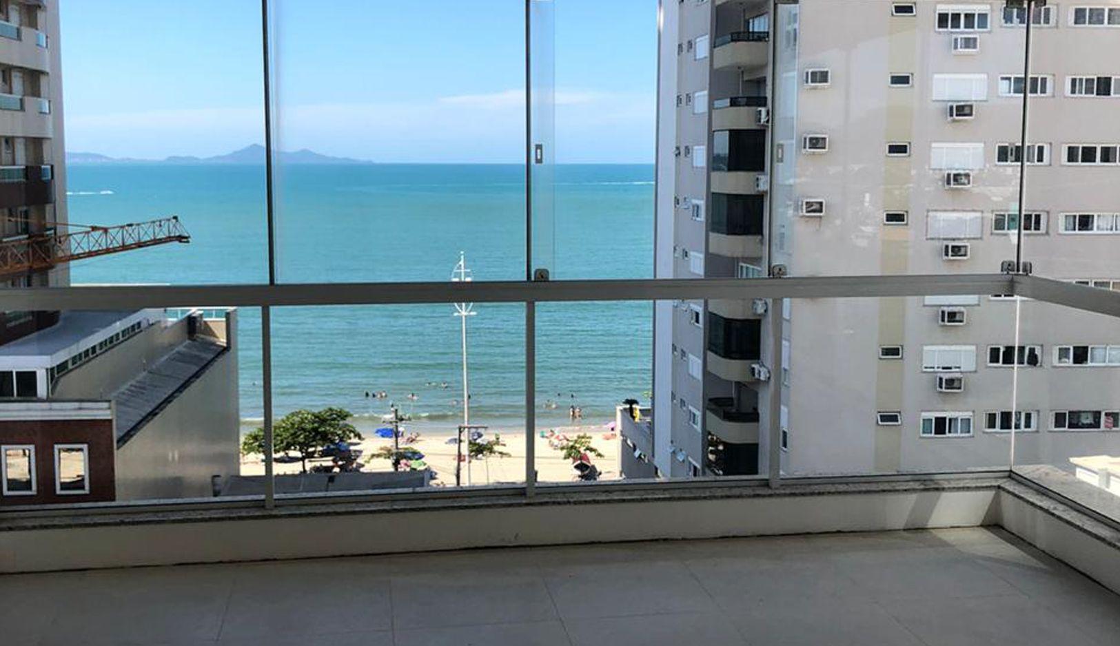 Apartamento Quadra Mar no Saint Honorat em Balneário Camboriú