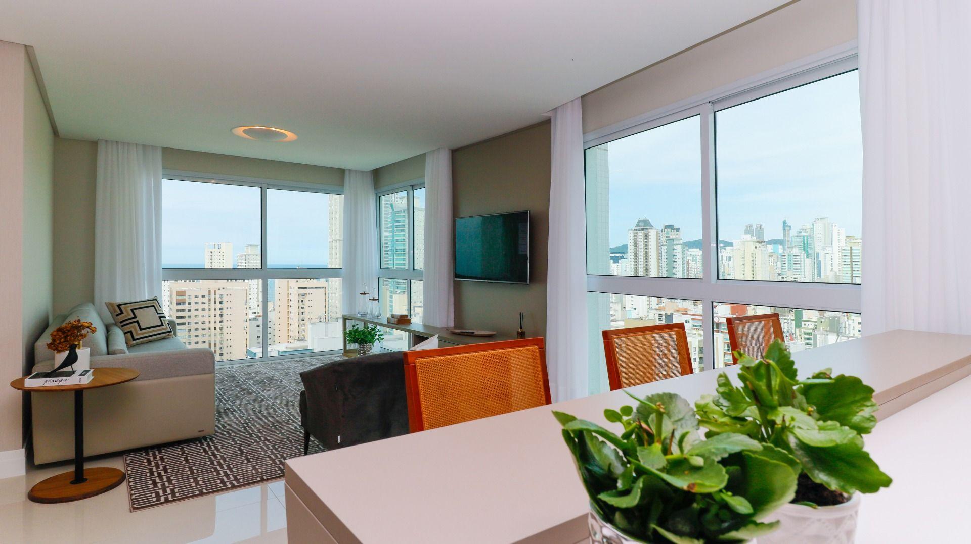 Apartamento Decorado no Splendia Tower em Balneário Camboriú