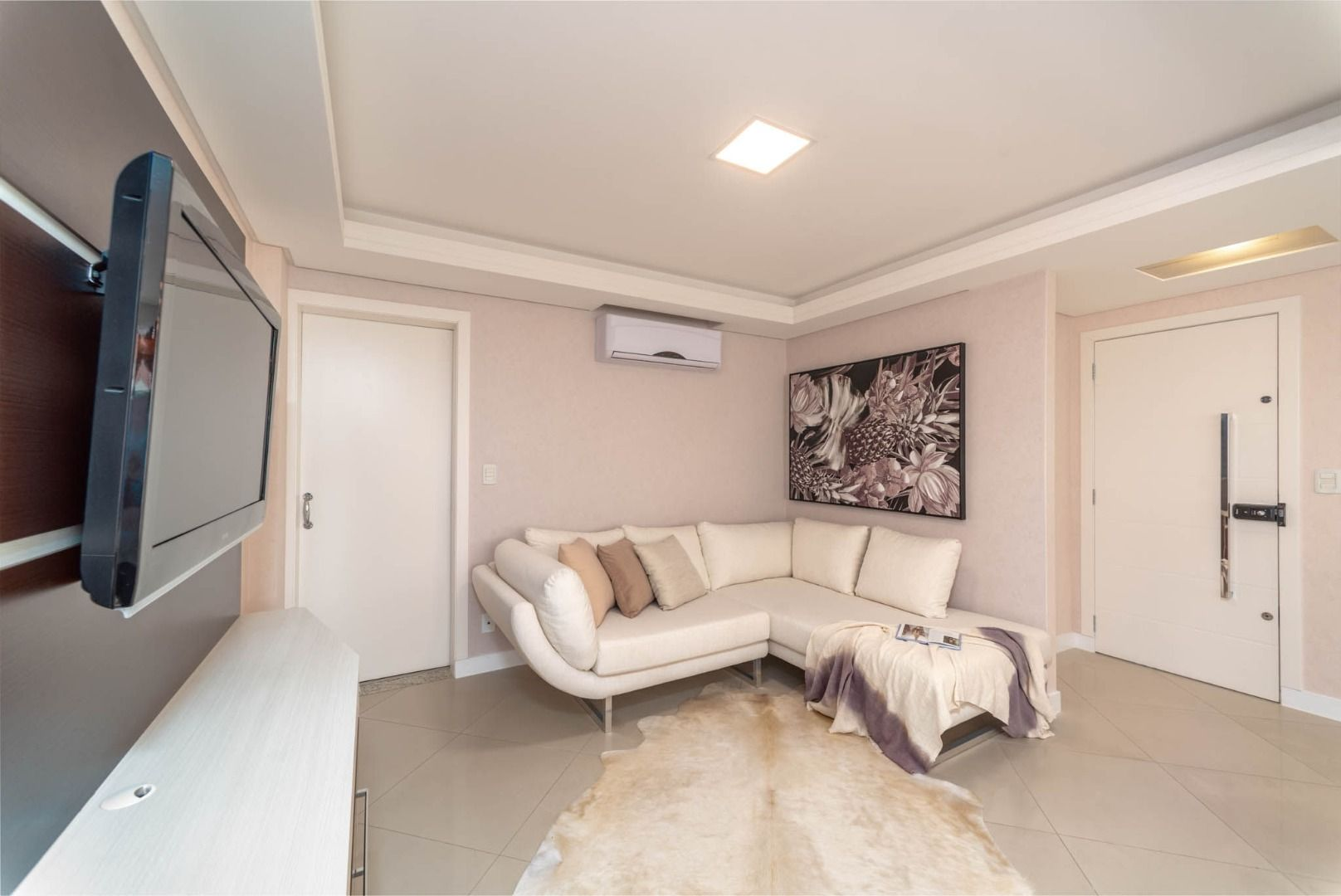 Apartamento Decorado no Portal Sul em Balneário Camboriú