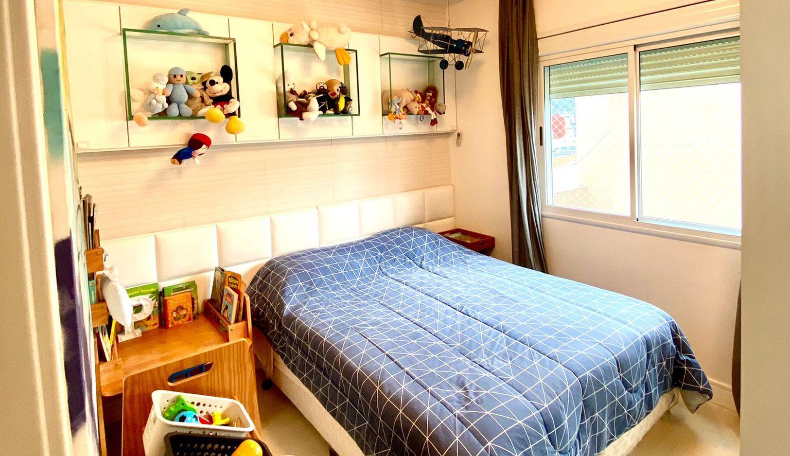 Apartamento Decorado no San Pietro em Balneário Camboriú