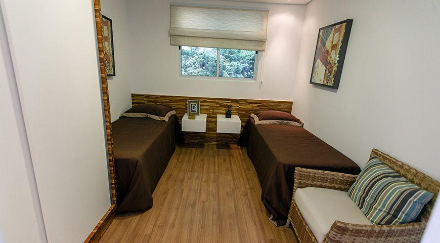 Apartamento Decorado no Ocean Tower em Balneário Camboriú