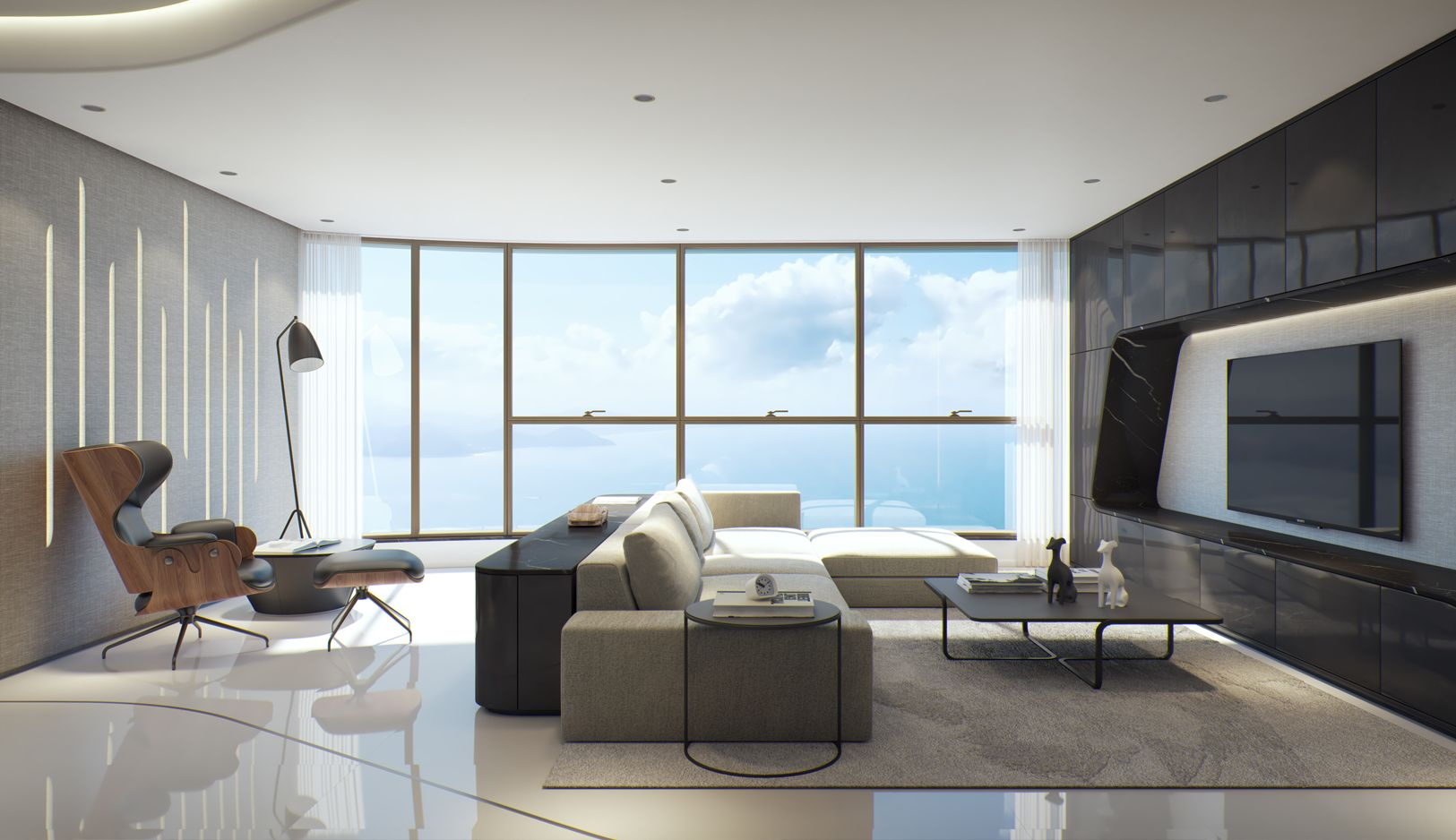 Apartamento no Yachthouse by Pininfarina em Balneário Camboriú