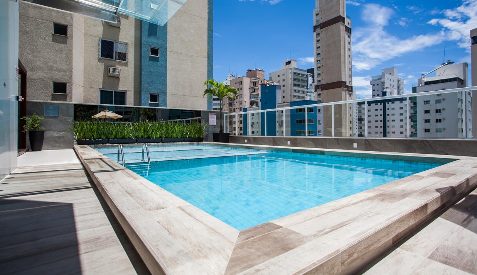 Apartamento Garden no Cartier em Balneário Camboriú