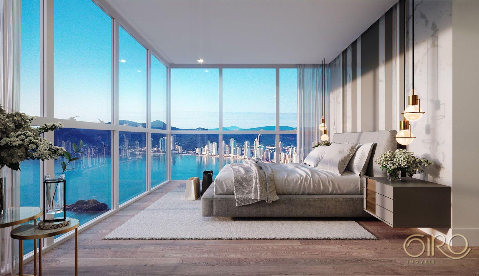 Apartamento em Andar Alto no Boreal Tower em Balneário Camboriú