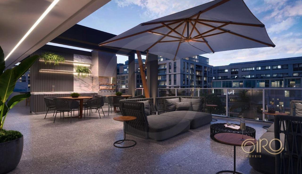 Apartamento Classic no Timeless Arrka no Centro de Balneário Camboríu