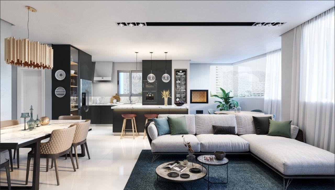 Apartamento Diferenciado no Olimpia Tower na Quadra Mar de Balneário Camboriú
