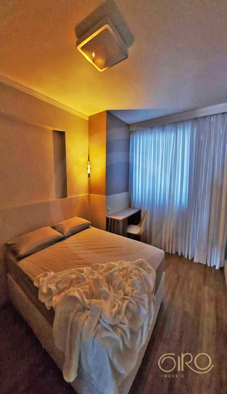 Apartamento Decorado no San Remo na Frente Mar no Centro de Balneário Camboriú