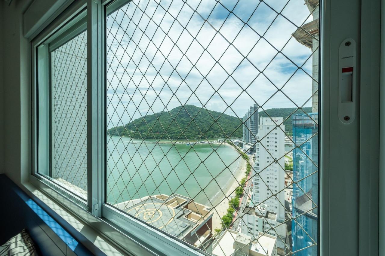 Apartamento no Notting Hill na Frente Mar da Barra Sul de Balneário Camboriú