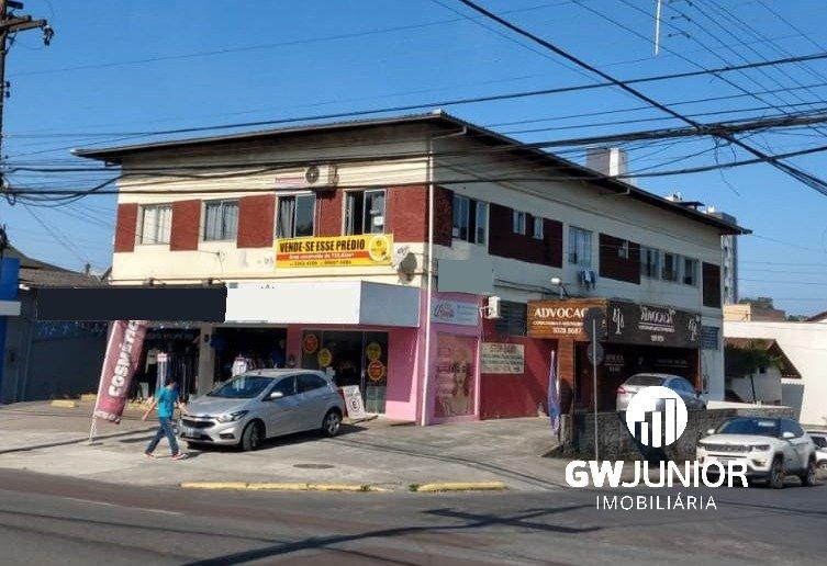 Prédio comercial/residencial à venda  no Iririú - Joinville, SC. Imóveis