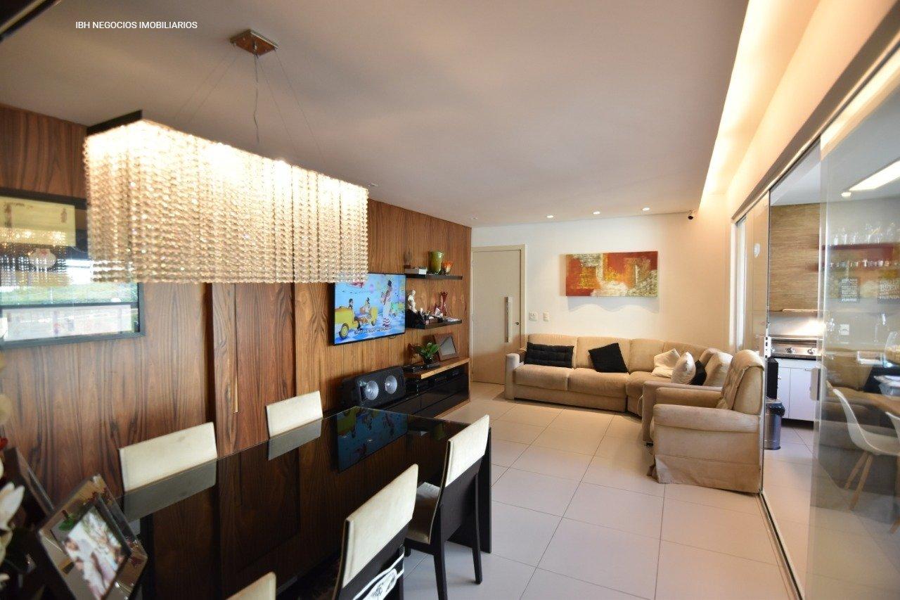 Apartamento de 113,20m²,  à venda