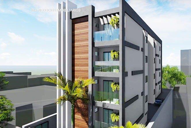 Apartamento de 69,75m²,  à venda