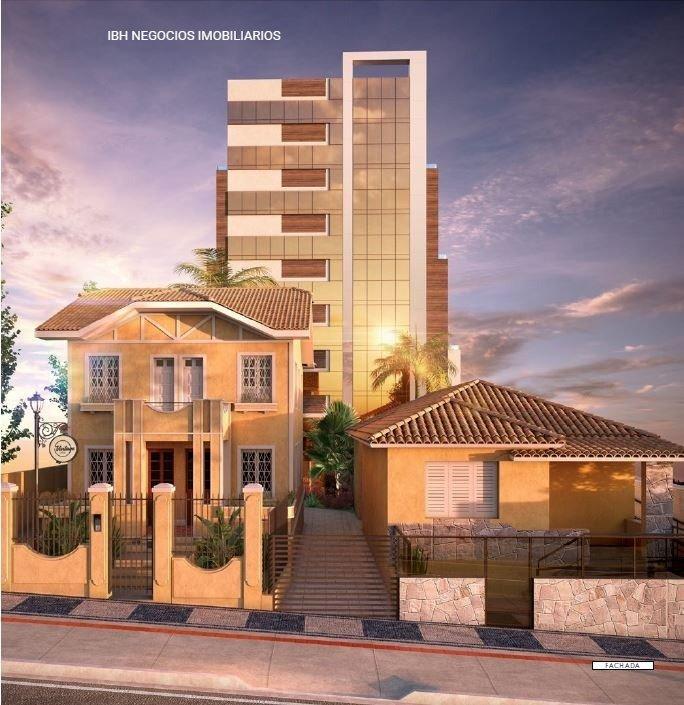 Apartamento de 87,29m²,  à venda