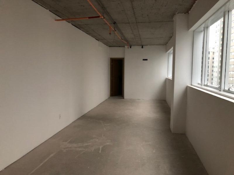 Sala de 40,63m²,  para alugar