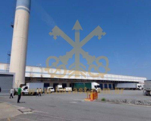 Galpão para locação - Aldeia da Serra