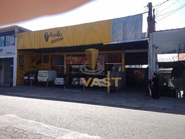 Venda salão comercial / loja - Pq São Lucas