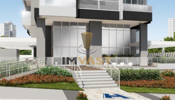 Mediterrâneo Empresarial perpectiva fachada