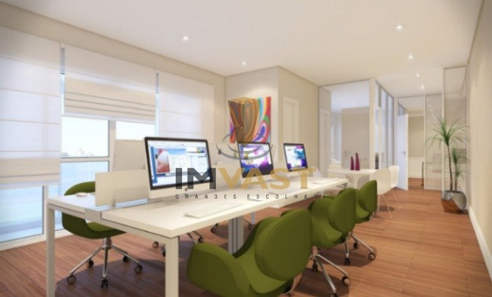 Mediterrâneo Empresarial sugestão de decoração junção final 4 e 5