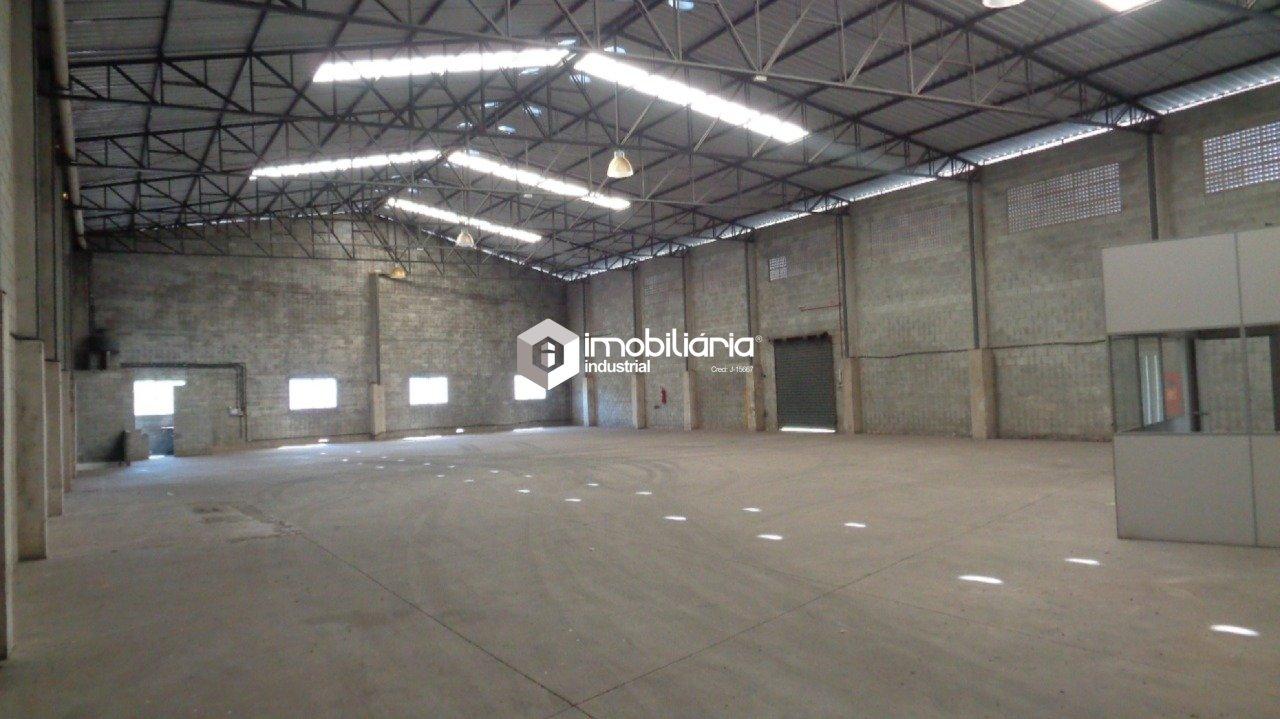 Pavilhão/galpão/depósito para alugar, 1.255 m² por R$ 14.000,00