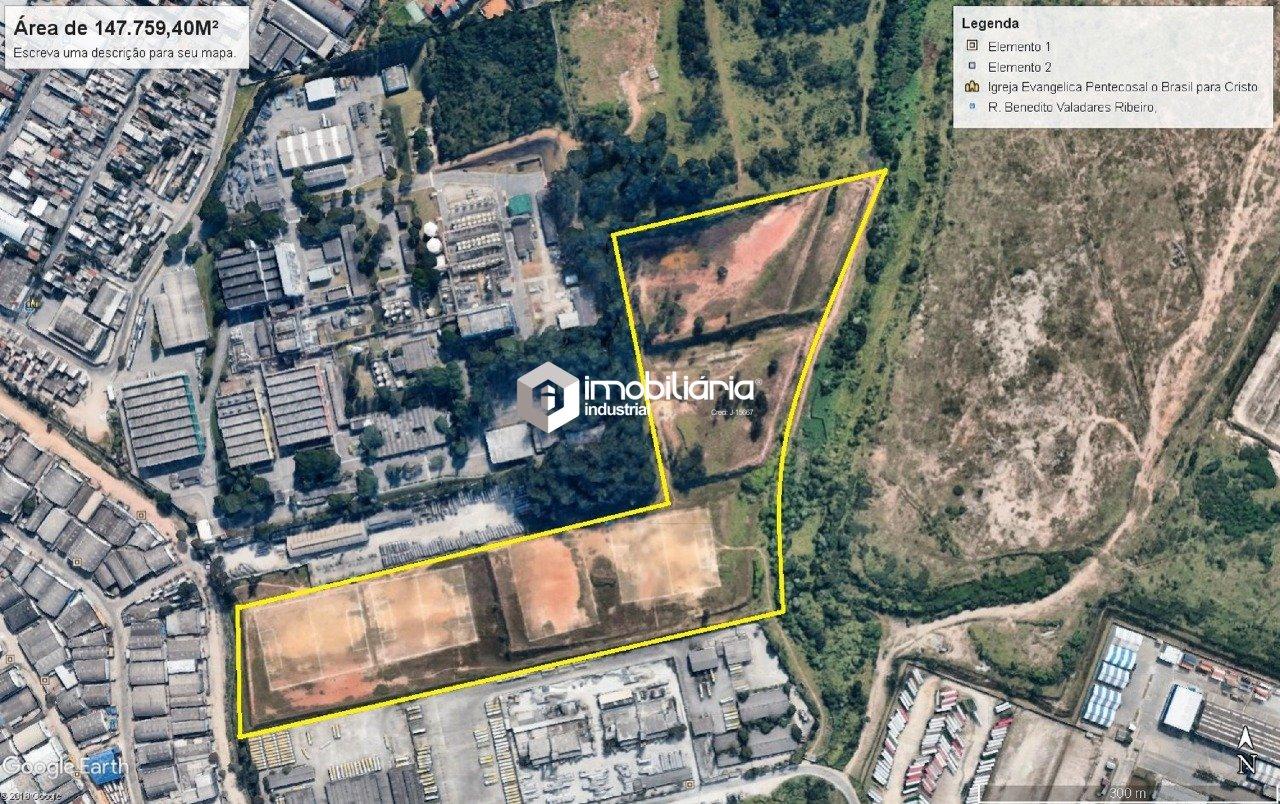Terreno/Lote à venda  no Cidade Industrial Satélite de São Paulo - Guarulhos, SP. Imóveis