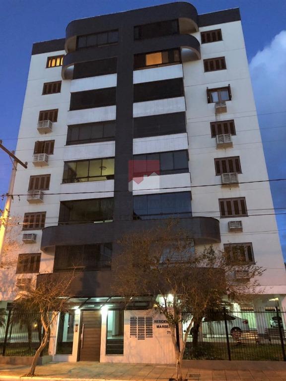 Apartamento com 2 dormitórios no bairro Centro, Dois Irmãos, Residencial Marselha
