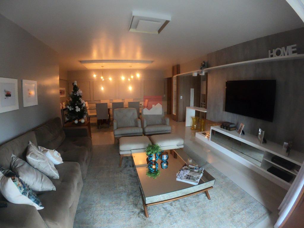 Apartamento com 3 dormitórios no bairro Sete de Setembro, Dois Irmãos, Residencial Jardins