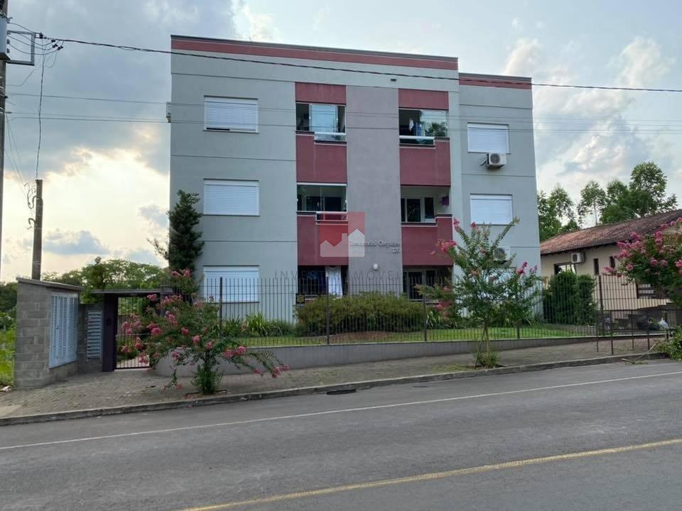 Apartamento com 2 dormitórios no bairro Primavera, Dois Irmãos, Residencial Orquídea