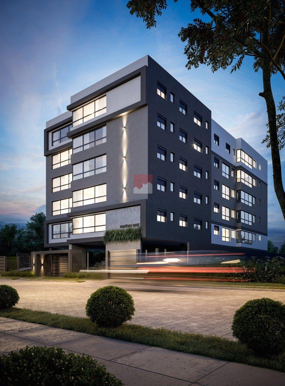 Apartamento com 2 dormitórios no bairro Primavera, Dois Irmãos, Residencial Grey