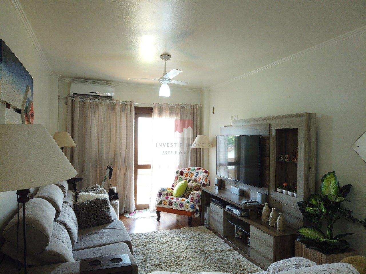 Apartamento com 2 dormitórios no bairro Centro, Dois Irmãos, Edifício Bavária