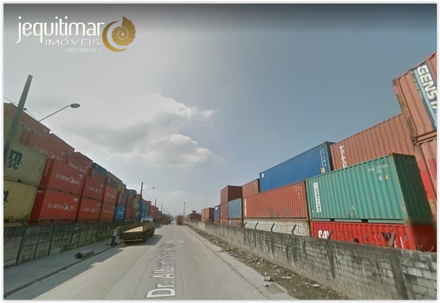 Terreno Industrial Alemoa Santos