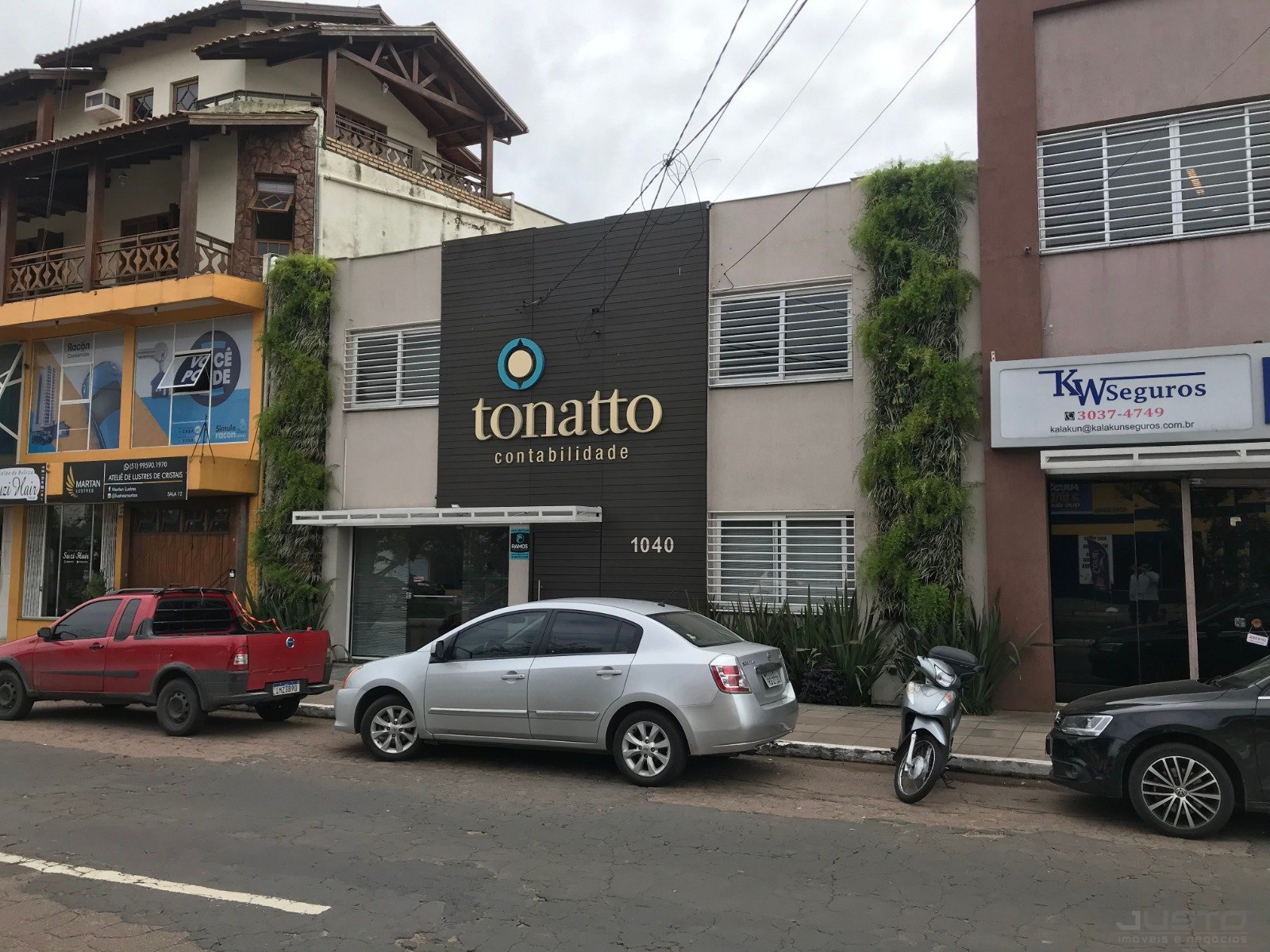 Conj/Sala Comercial Rio Branco São Leopoldo