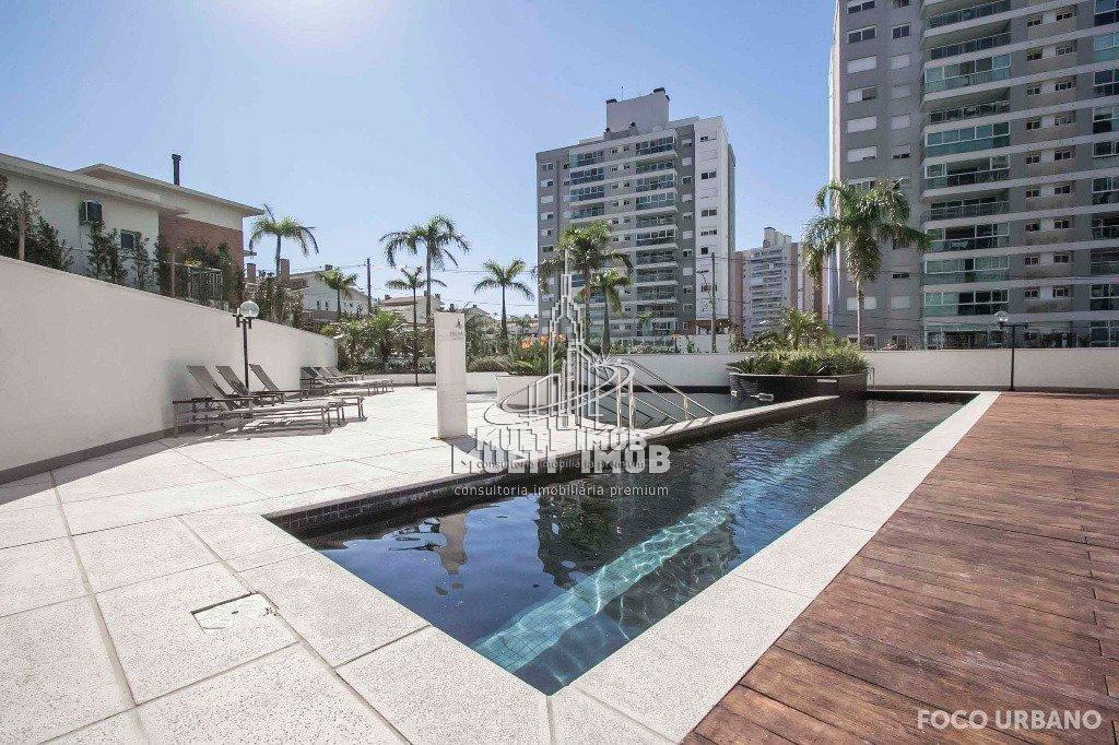 Apartamento  1 Dormitório  1 Suíte  1 Vaga de Garagem Venda Bairro Central Parque em Porto Alegre RS