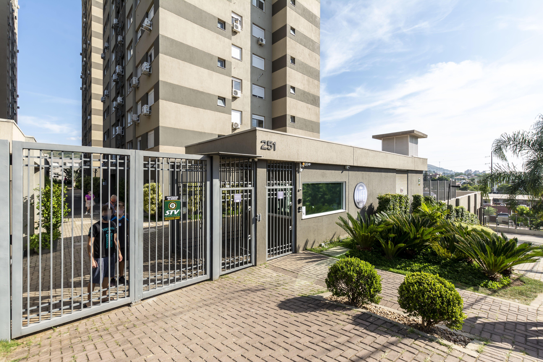 Apartamento  2 Dormitórios  1 Suíte  1 Vaga de Garagem Venda Bairro Jardim Carvalho em Porto Alegre RS