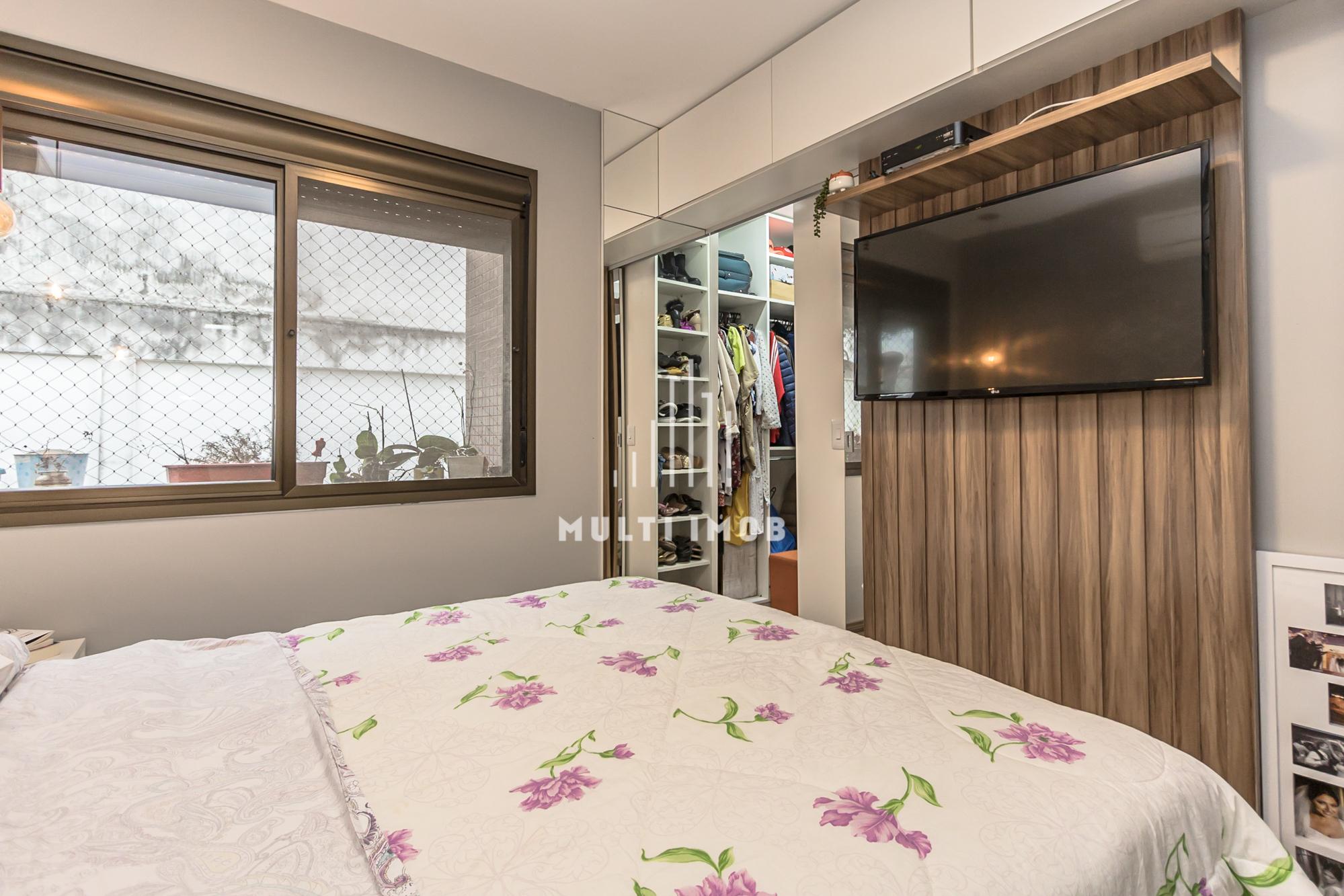 Apartamento com 88m² e 3 dormitórios no bairro Mont Serrat em Porto Alegre para Comprar