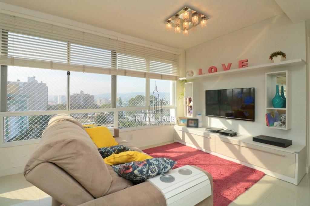 Apartamento  2 Dormitórios  1 Suíte  2 Vagas de Garagem Venda Bairro Jardim Botânico em Porto Alegre RS