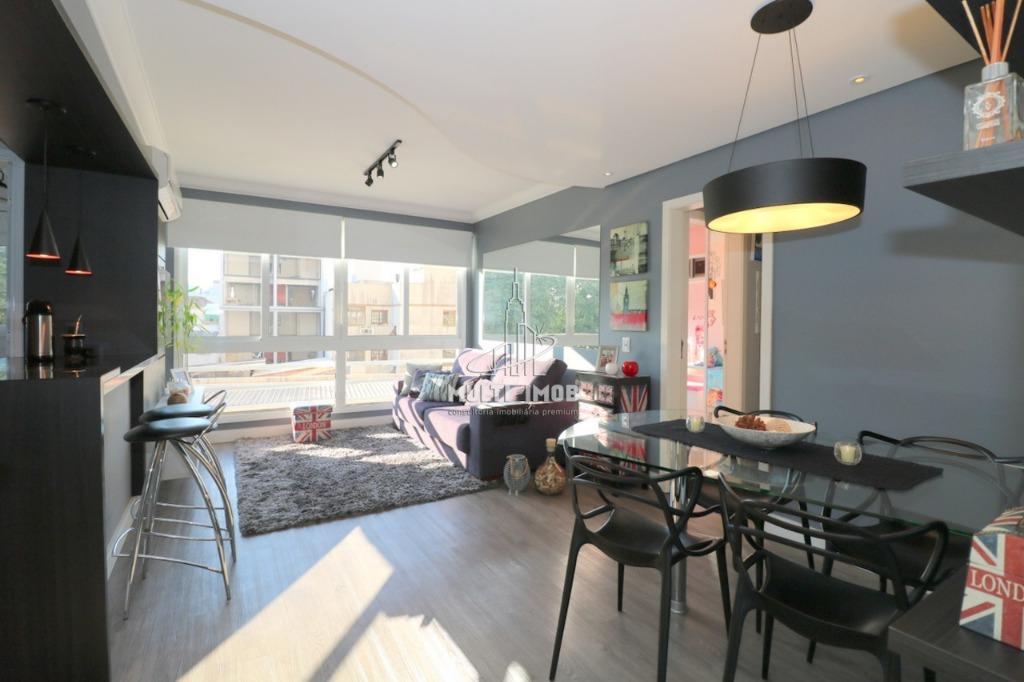 Apartamento  2 Dormitórios  1 Suíte  1 Vaga de Garagem Venda Bairro Jardim Botânico em Porto Alegre RS