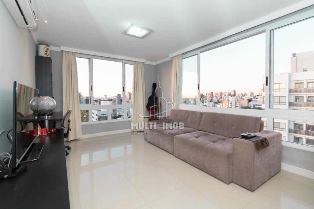 Apartamento  1 Dormitório  2 Vagas de Garagem Venda Bairro Mont Serrat em Porto Alegre RS