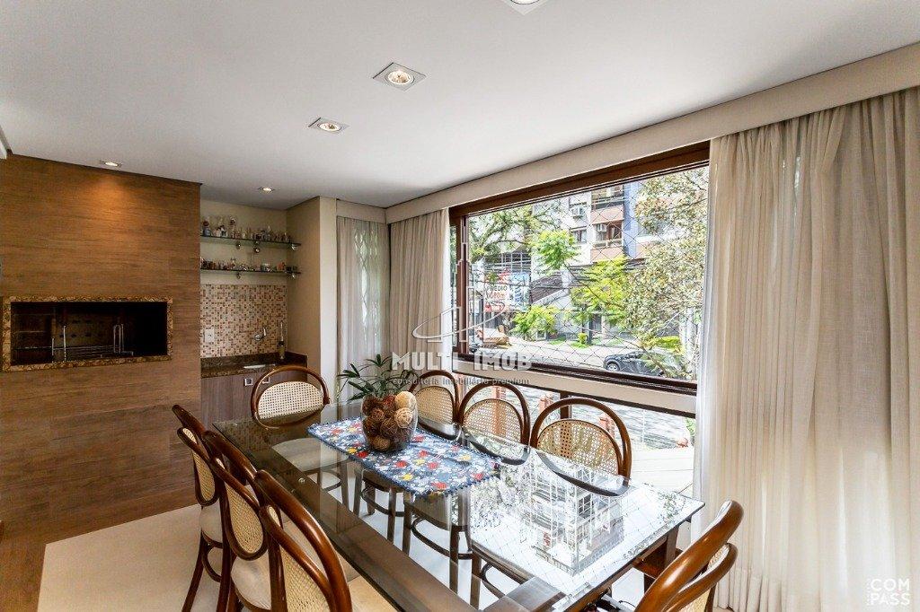 Apartamento Garden  3 Dormitórios  1 Suíte  1 Vaga de Garagem Venda Bairro Mont Serrat em Porto Alegre RS
