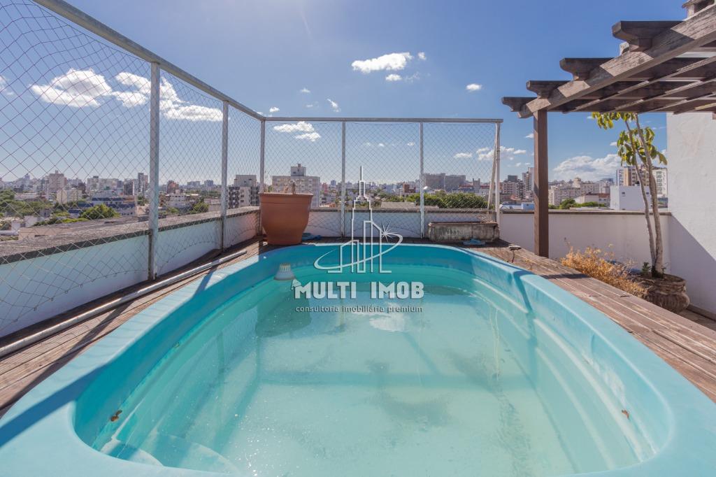 Cobertura  3 Dormitórios  1 Suíte  2 Vagas de Garagem Venda Bairro Santa Cecília em Porto Alegre RS
