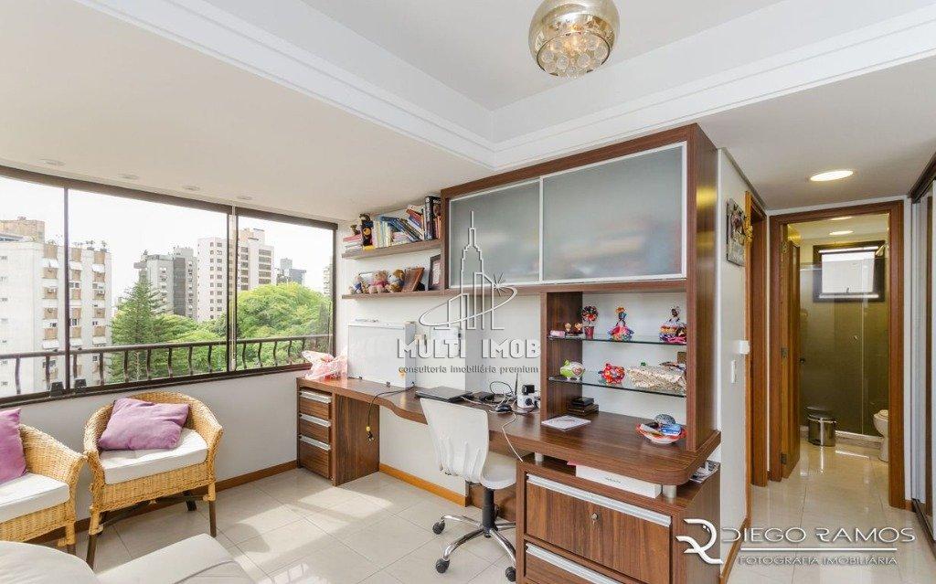 Apartamento  1 Dormitório  1 Vaga de Garagem Venda Bairro Bela Vista em Porto Alegre RS