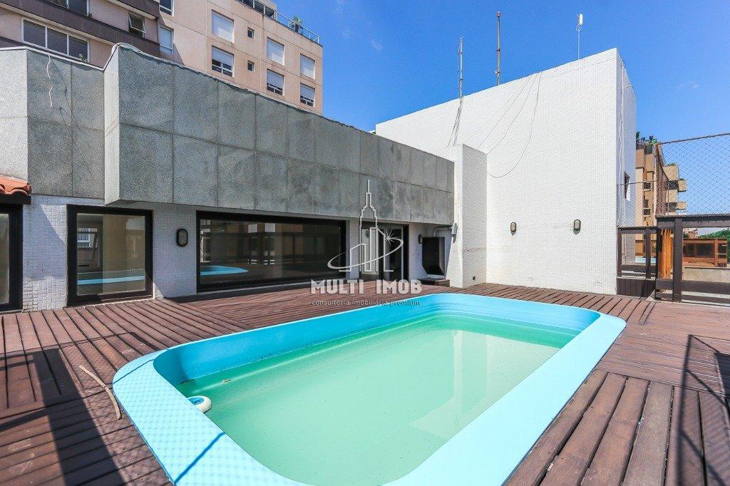 Cobertura  3 Dormitórios  1 Suíte  3 Vagas de Garagem Venda e Aluguel Bairro Bela Vista em Porto Alegre RS