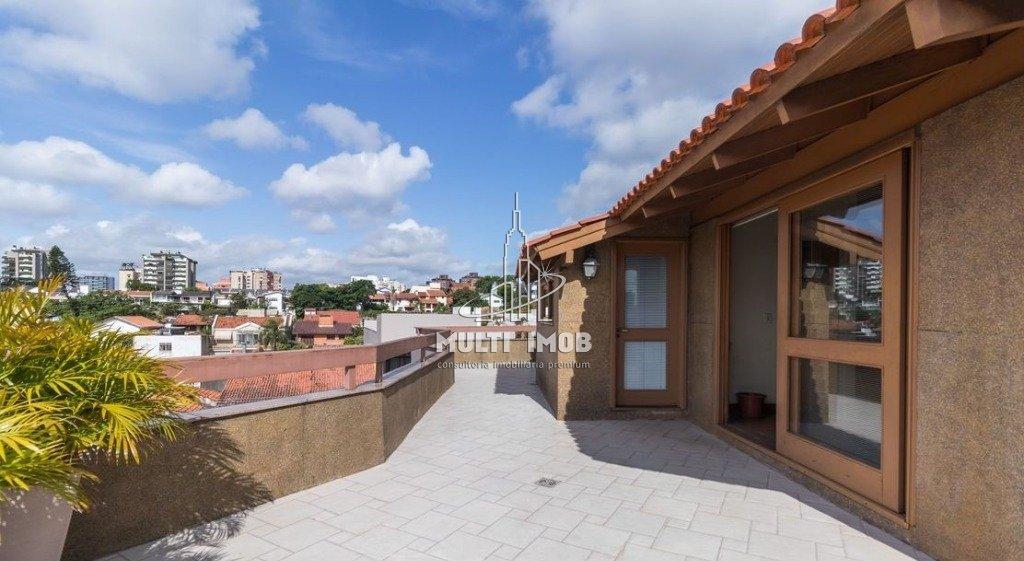 Cobertura  4 Dormitórios  2 Suítes Venda Bairro Chácara das Pedras em Porto Alegre RS