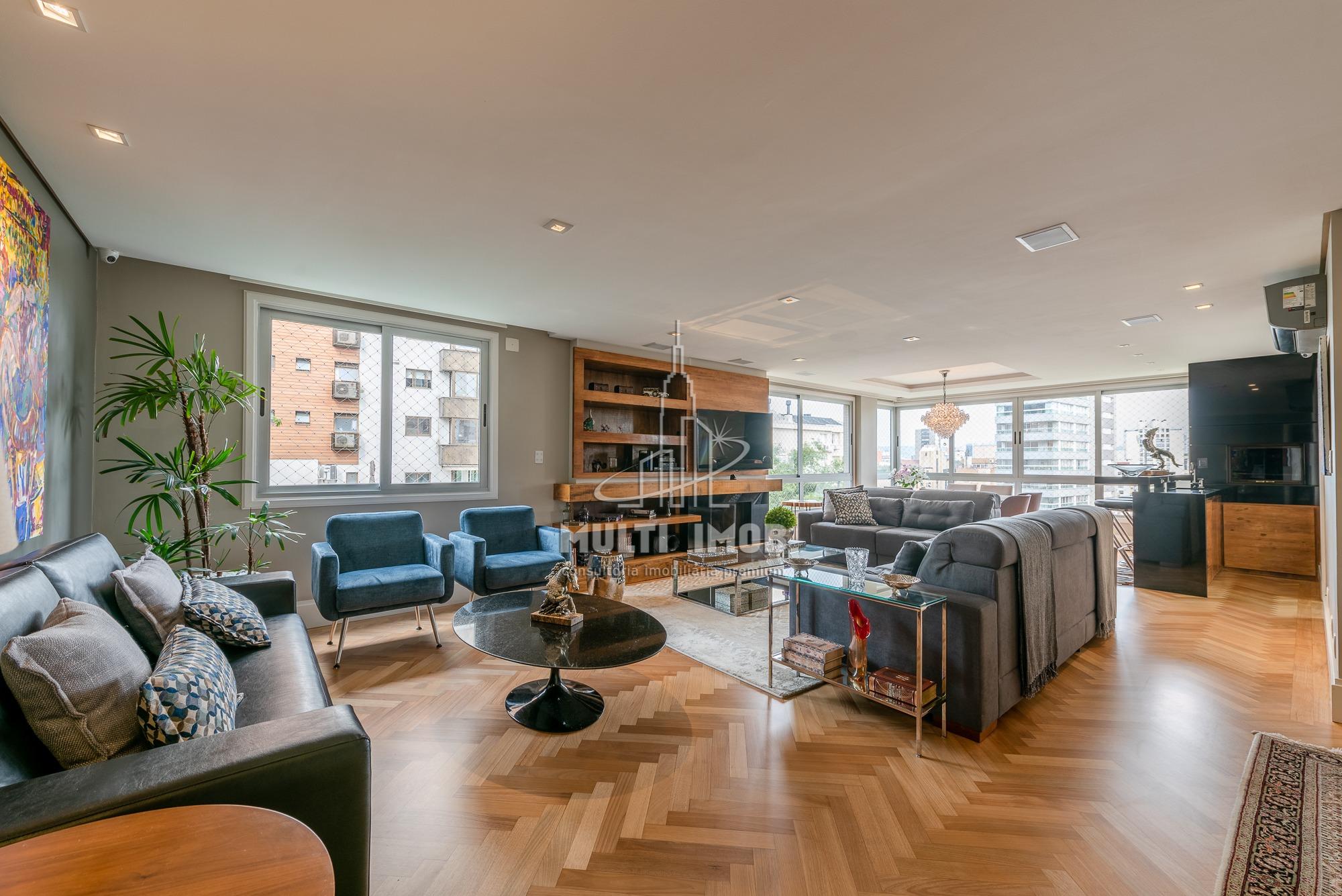 Apartamento  3 Dormitórios  3 Suítes  2 Vagas de Garagem Venda Bairro Bela Vista em Porto Alegre RS