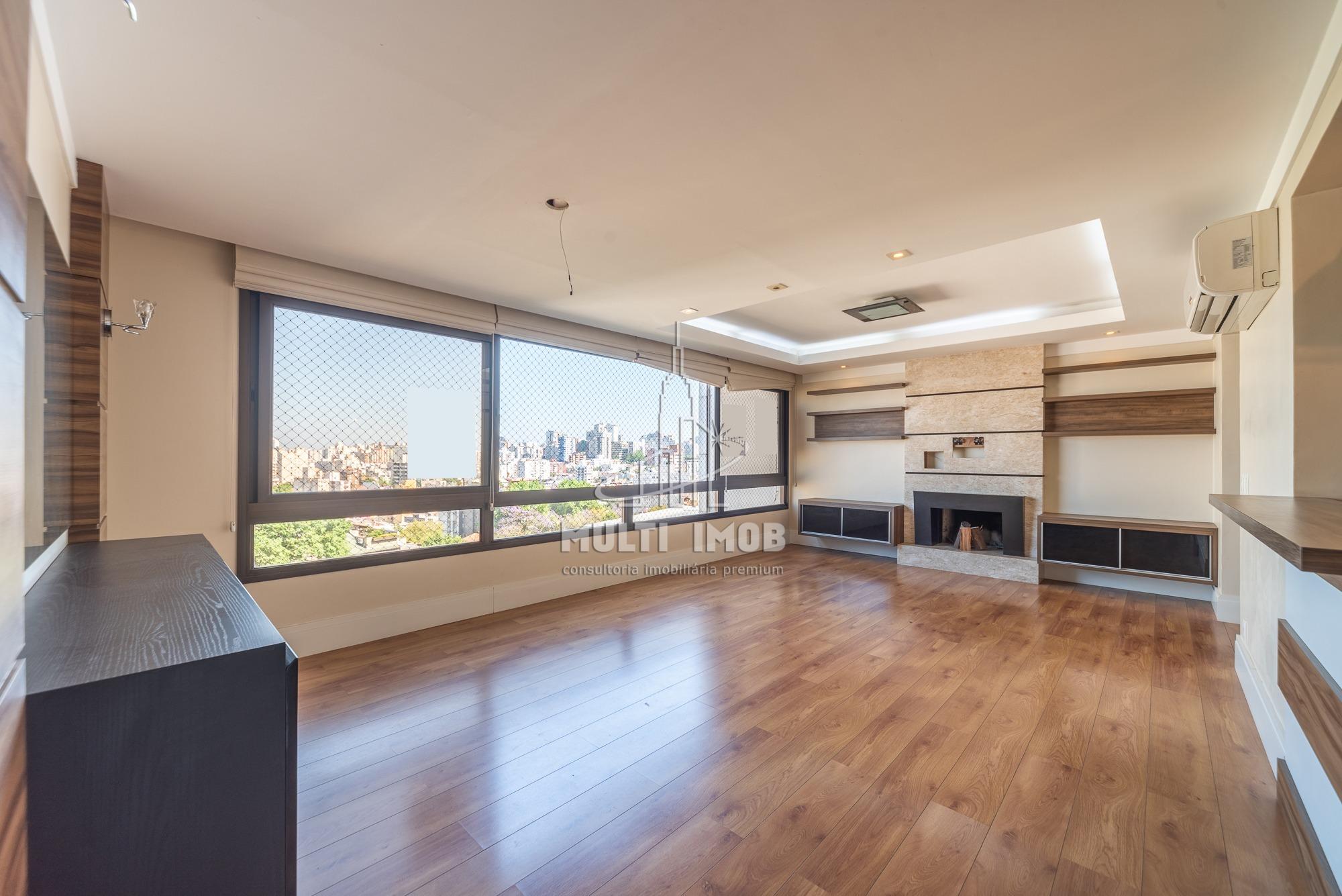 Apartamento  4 Dormitórios  3 Suítes  2 Vagas de Garagem Venda Bairro Rio Branco em Porto Alegre RS