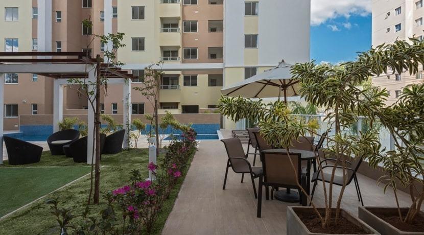 Apartamento de 55,77m²,  à venda