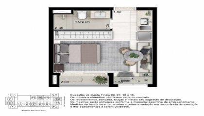 Quad Studios Campo Belo