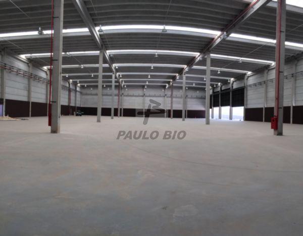 Galp�o Industrial JUNDIAI